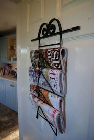 wall mounted magazine  newspaper rackthe iron mill  handcrafted