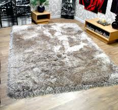 grey plush rug gray area large and white grey plush rug