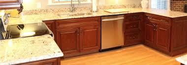 granite kitchen and bath. panda kitchen \u0026 bath richmond - natural wooden cabinets granite and k