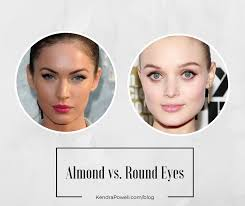 shape almond or round
