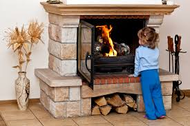 ambient gas fireplace outdoor living ideas