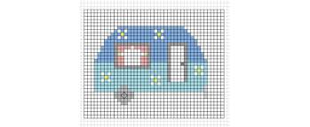Free Blackwork Embroidery Charts How To Design A Cross Stitch Chart On Your Computer