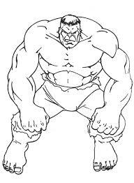 drawn hulk coloring page 7