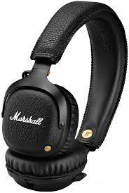 Купить <b>Marshall MID Bluetooth</b> black в Москве: цена <b>наушников</b> ...