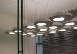 lamps for office. Wonderful Lamps Elegant Modern Office Lighting Fixture With Multi Round Pendant Lamps Intended For T