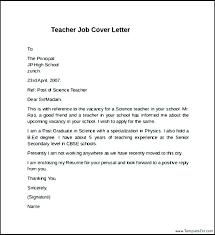 Teacher Cv Teacher Resume And Cover Letter Resume Er Letter Teaching Position