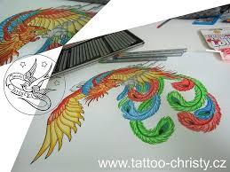 Hradec Kralove Newschool Fenix Tattoo Tetovani02l