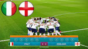 ITALY vs ENGLAND - Penalty Shootout ...