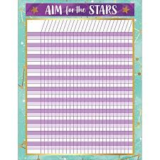 Incentive Charts For Students Carson Dellosa Cd 114279bn Galaxy Incentive Chart Pack Of 6