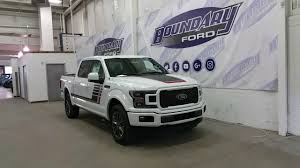 2018 Ford F-150 SuperCrew Lariat Sport Special Edition 502A W ...