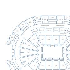 Amway Center Interactive Basketball Seating Chart