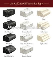double beveled countertop edge premium edges home