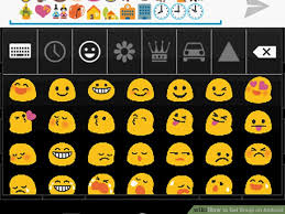 Samsung To Iphone Emoji Chart 2018 The Best Way To Get Emoji On Android Wikihow
