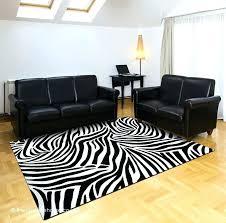 black and white zebra print rug jungle a machine animal area rugs b