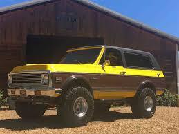 Blazer 97 chevy blazer for sale : 1972 Chevrolet Blazer for Sale | ClassicCars.com | CC-973780