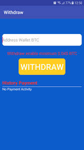 Allows an application to write to external storage. Bitcoin Miner For Android Apk Download