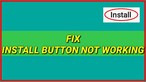 FIX Install Button Not Working On Android Can't Click on Installing ...