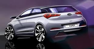 new car launches august 2014New Hyundai Elite i20 Revealed Launch on August 11 2014  NDTV