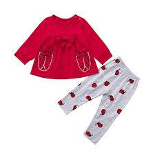 Cuekondy Baby Girl Winter Clothes 3-<b>24</b> Months Cute <b>Cartoon</b> ...