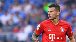 Lucas Hernandez aims to win back Bayern Munich and France place