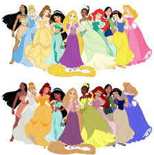 Wonderfull Design Disney Princess Colors Decorate A Room Themes