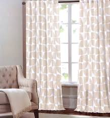 Geometric Patterned Curtains Geometric Pattern Drapes 25 Best Ideas About Geometric Curtains On
