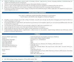 Mobile Device Management Sample Resume Best Of Mobile Device Management Sample Resume Buildbuzz