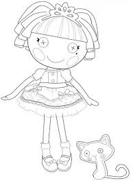 Small Picture The Best Lalaloopsy Dolls Coloring Pages Lalaloopsy Dolls and