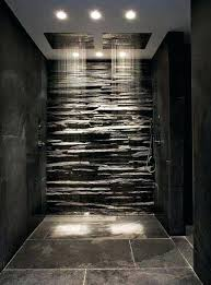 rock shower walls stone shower wall rock shower walls waterproofing durock shower walls using durock for