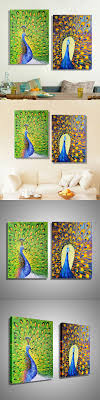 25+ unique Peacock wall art ideas on Pinterest | Pavo image ...