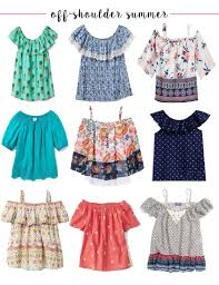 Fancy Top Design For Girl A Fancy Girl Must Trendspotting Off Shoulder Tops For