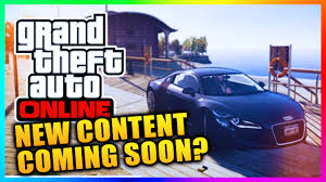gta new car releaseGTA 5 Online  Will NEW Content Be Coming Soon GTA Online