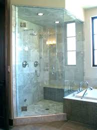 showers glass shower design showers without bathroom enclosures walk in designs no dimensions for small