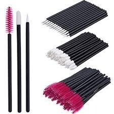 eBoot 150 Pieces Disposable Lip Brushes Eyeliner Brushes <b>Eyelash</b>