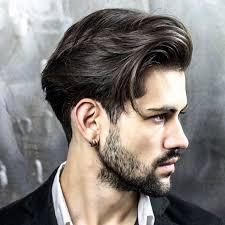 Idées De Coiffure Homme Visage Ovale Cheveux