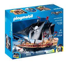 playmobil pirates raiders ship 6678