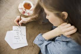 Tips On Writing A Thank You Note For An Overnight Visit