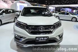 2014 honda crv changes. Fine Changes 2015 Honda CRV Front Modulo At The 2014 Thailand International Motor Expo Intended Crv Changes I