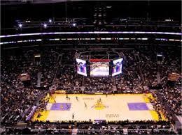 La Lakers Staples Center Seating Chart Staples Center