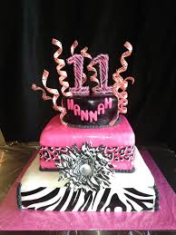 birthday cake for girls 11.  For Girls 11th Birthday Cake Ideas Inside For 11 D