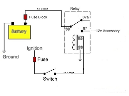 wiring accessories a relay polaris rzr forum rzr forums net notes