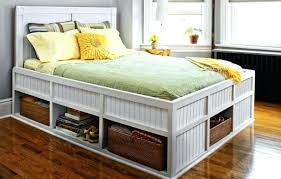 platform bed with drawers plans. Platform Bed With Drawers Plans Twin Storage R
