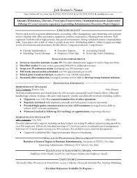 Executive Assistant Sample Resume Best Of Great Administrative Unique Best Resume For Executive Assistant
