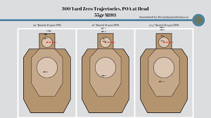 Barrel Length Trajectory And Learning Your Zero Everyday