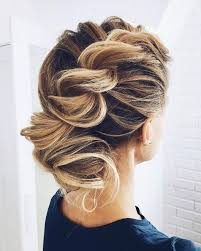 Braided Updo Hairstyles 27 Awesome Chic Wedding Hairstylebraided Wedding Hairstylebraidsupdo With