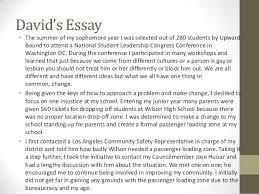 leadership program application essay personal statement leadership quality personal essay