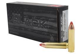 450 Bushmaster 250 Gr Ftx Black 20 Box