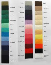 Coats Epic Thread Color Chart Thread Shade Cards Zip Colour Charts Fast Delivery