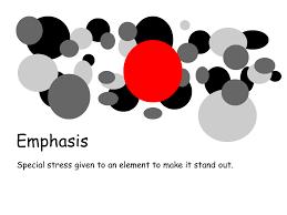The Principles Of Design Emphasis Emphasis Luke Li Principles Of Design