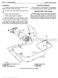 john deere 4040 4240 repair manual tractor  youfixthis